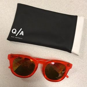 Quay BRAND NEW Sunglasses with Case
